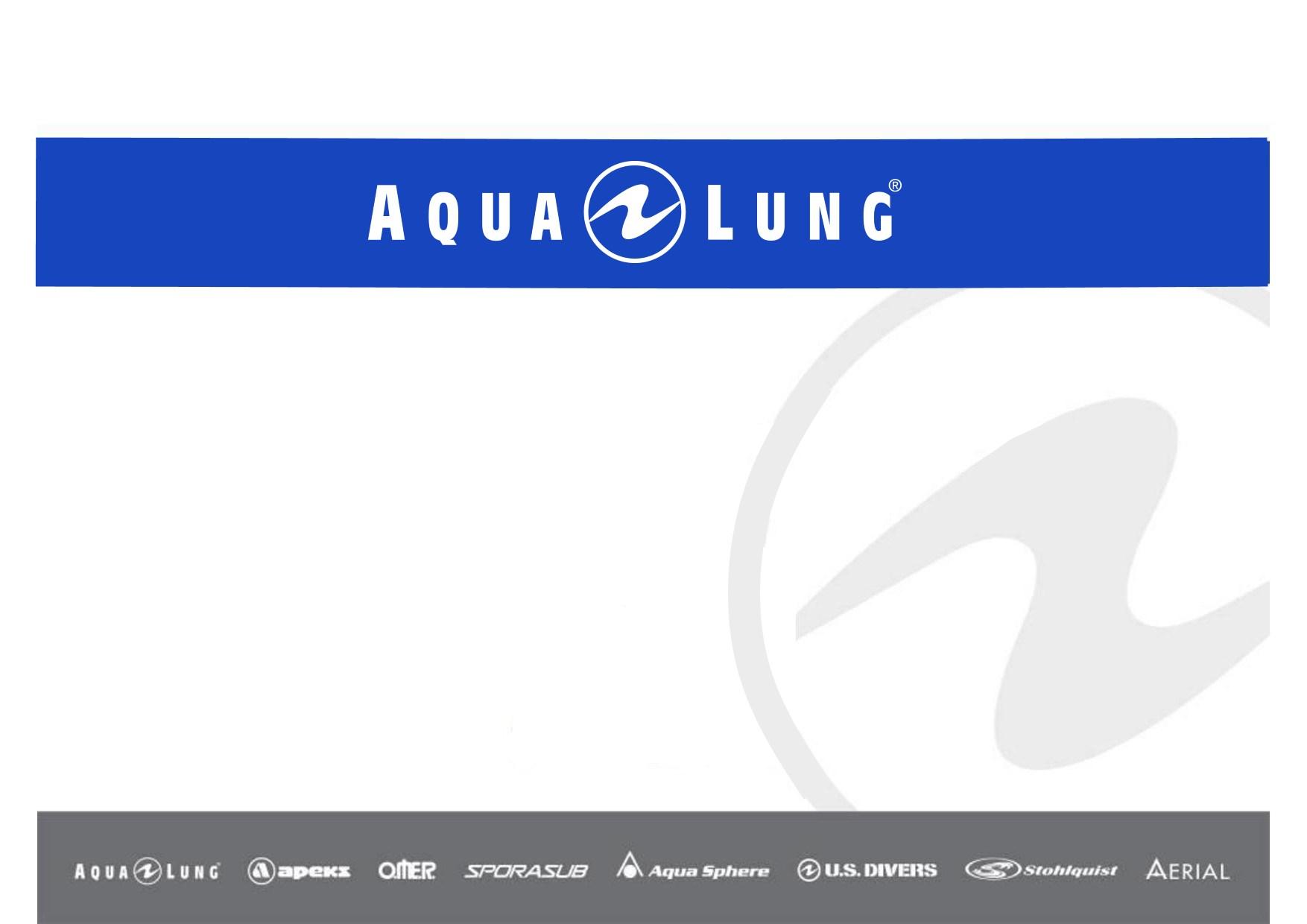 Aqualung bakgrunn